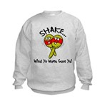Funny Marocka Kids Sweatshirt