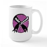 Fake Lesbians Large Mug