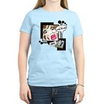They're Not Bears Women's Light T-Shirt