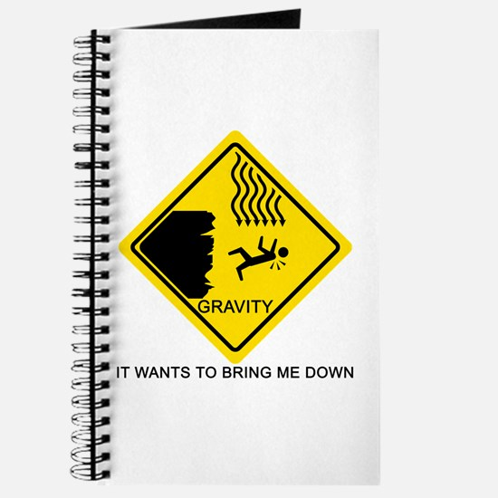 Gravity Yield Sign Journal