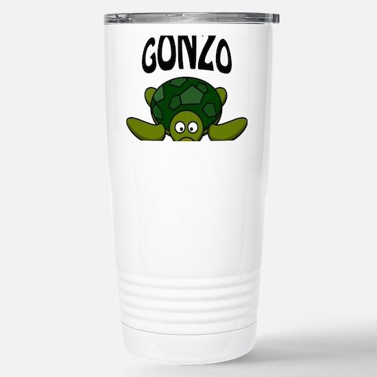 Gonzo Stainless Steel Travel Mug