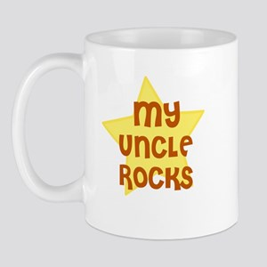 MY UNCLE ROCKS Mug