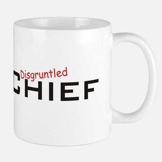 Disgruntled Chief Mug