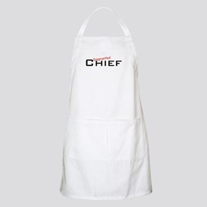 Disgruntled Chief Apron
