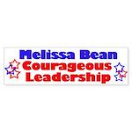 Melissa Bean Sticker (Bumper)