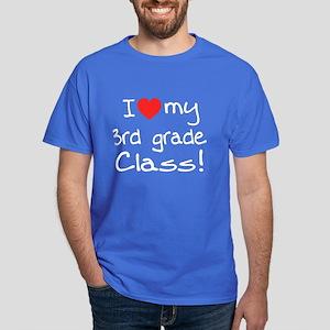 3rd Grade Class: Dark T-Shirt