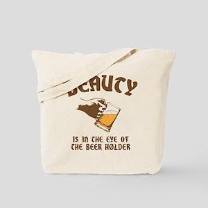 Beer Holder Tote Bag