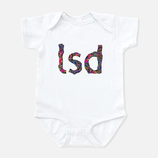LSD_psyche Infant Bodysuit