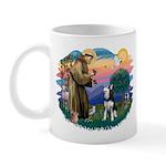 St Francis #2/ Siberian H #1 Mug