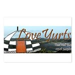 Toad Hall Yurts Postcards (Package of 8)