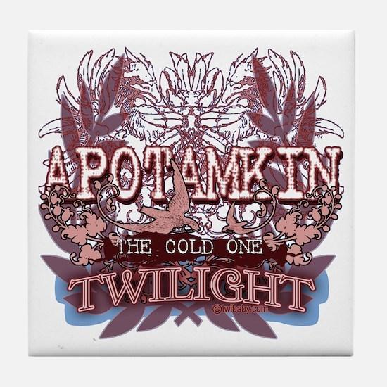 Twilight Apotamkin Tile Coaster