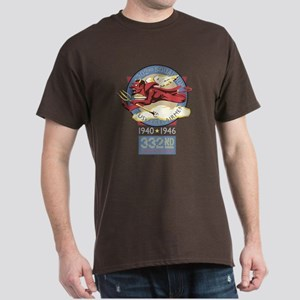 Tuskegee Airmen - 332nd FG - Dark T-Shirt
