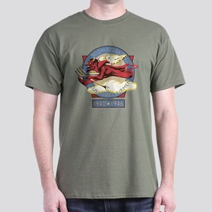 Tuskegee Airmen - 302nd SQDN - Dark T-Shirt