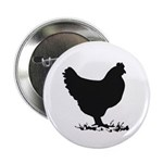 "2.25"" Hen Button"
