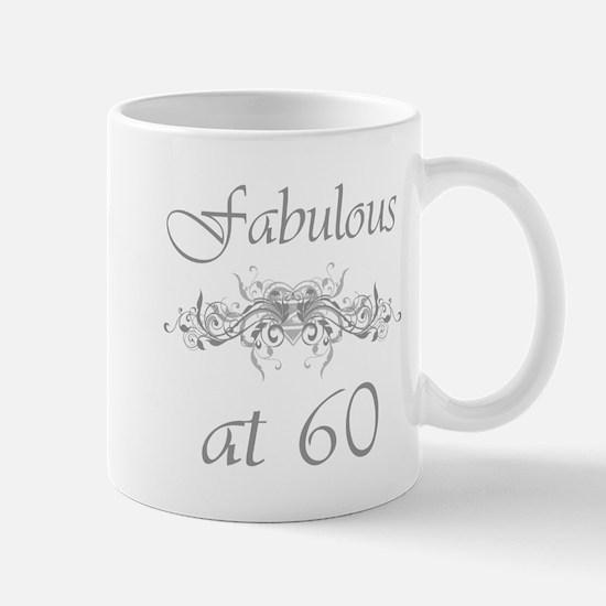 Fabulous At 60 Years Old Mug