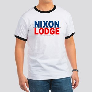 Nixon Lodge Ringer T