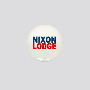 Nixon Lodge Mini Button