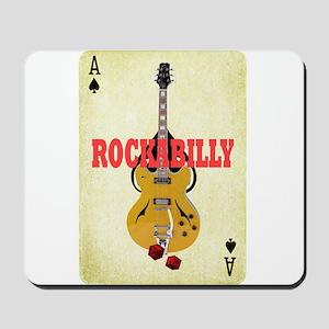 Rock-A-Billy Mousepad