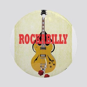Rock-A-Billy Ornament (Round)