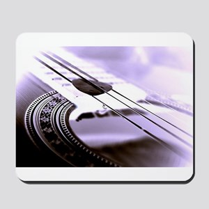 While My Guitar Gently Weeps Mousepad