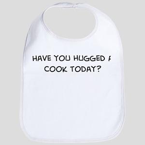 Hugged a Cook Bib