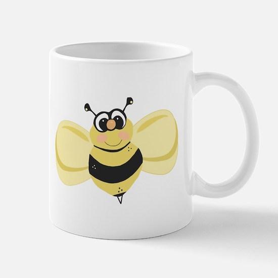 Cheery Bee Rosey Cheeks Mug