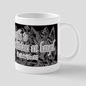 GK Chesterton on Politicians Mug