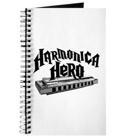 Harmonica Hero Journal