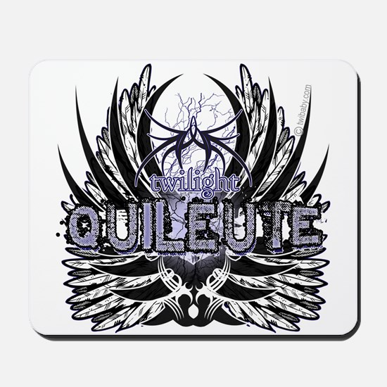 Twilight Quileute Mousepad