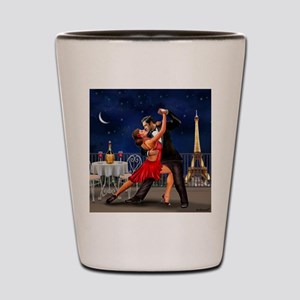 Dancing Under the Stars Shot Glass