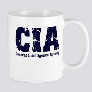 CIA Central Intelligence Agen Mug