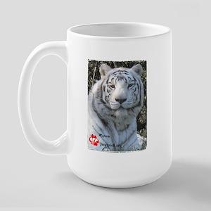 Majesty the Tiger Large Mug