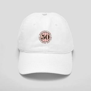Fun & Fabulous 50th Birthday Cap
