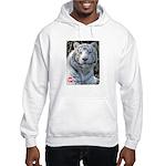 Majesty the Tiger Hooded Sweatshirt