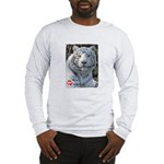 Majesty the Tiger Long Sleeve T-Shirt