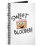 Sweet Blooded Journal