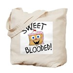 Sweet Blooded Tote Bag