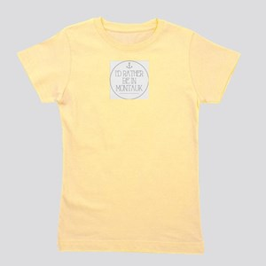 I'd Rather Be In Montauk T-Shirt