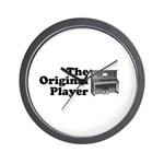 The Original Player Wall Clock