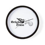 The Original Fixie Wall Clock