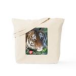 Mookie the Tiger Tote Bag
