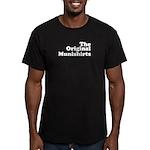 The Original Munishirts Men's Fitted T-Shirt (dark