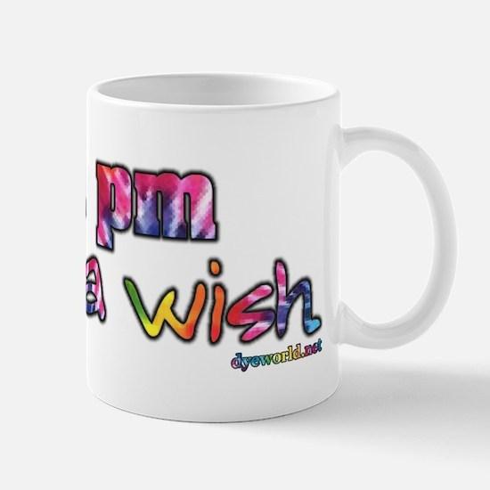 11:11 pm Make A Wish Mug