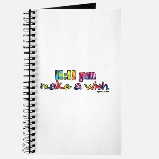 11:11 pm Make A Wish Journal