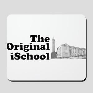 The Original iSchool Mousepad