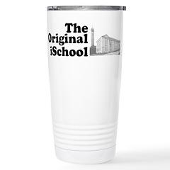 The Original iSchool Stainless Steel Travel Mug