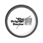 The Original Doctor Wall Clock