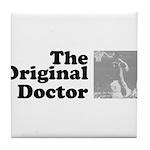 The Original Doctor Tile Coaster