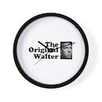The Original Walter Wall Clock