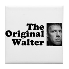 The Original Walter Tile Coaster